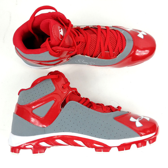 e0fae208b6b1 Under Armour Shoes | Mens 12 Baseball Cleats 1250050026 | Poshmark